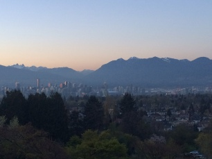 Views from Queen Elizabeth Park
